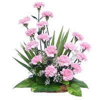 Girl - Flowers
